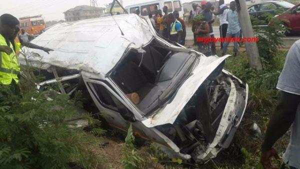 Tema motorway accident leaves scores injured - Nima-24